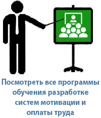 Вебинар по мотивации персонала и разработке систем оплаты труда