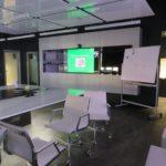 Отличный зал для семинаров