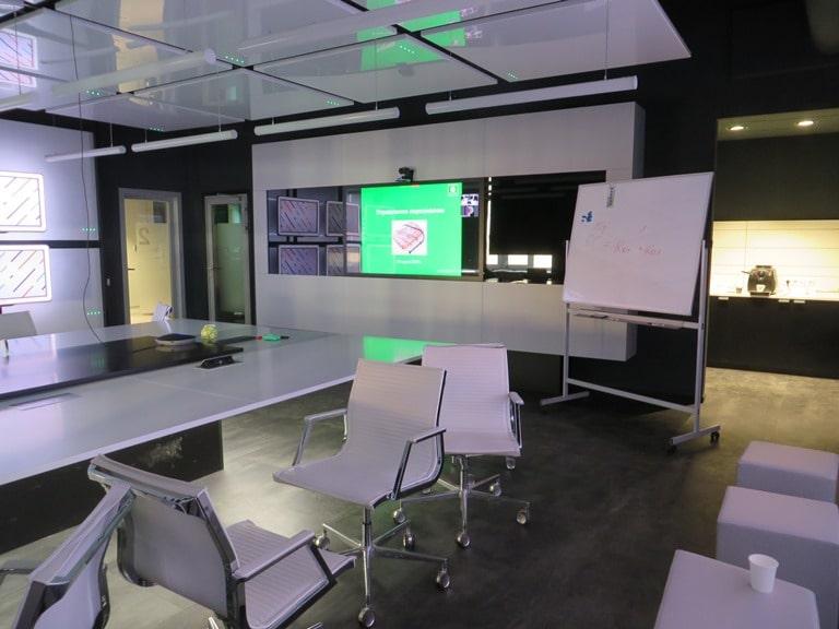 Идеальный зал для семинара